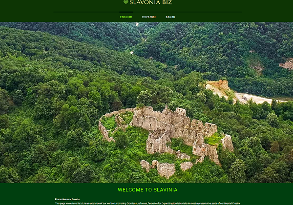 Nova početna stranica
